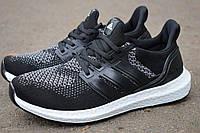 Чорні Adidas Ultra Boost чоловічі