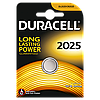Батарейки Duracell - 2025 Lithium / CR2025 Li-Ion 3V 1/10/100шт