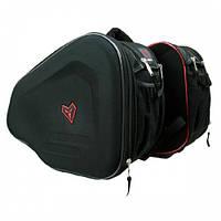 Боковые мото сумки текстиль 57л, фото 1