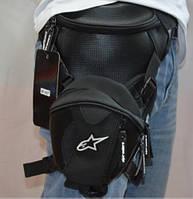 Набедренная мото сумка для мотоциклиста Alpinestars Carbon, фото 1
