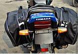 Бічні сумки - кофри для мотоцикла Tanked 2х35л, фото 3
