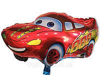 Фольгированный воздушный шарик Тачки Маквин с гелием