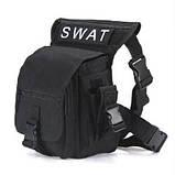 Набедренная сумка водостойкая SWAT, фото 2
