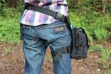 Набедренная сумка водостойкая SWAT, фото 5