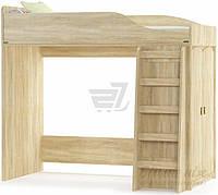 Кровать-горка  MebelService Валенсия 1820x2020x971 мм дуб сонома