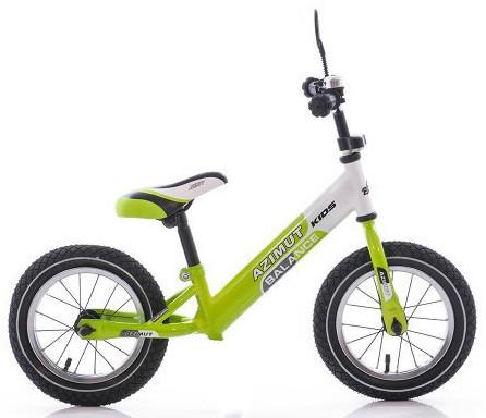 """Детский беговел Azimut Balance 12"""" с надувными колесами"""