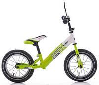 """Детский беговел Azimut Balance 12"""" с надувными колесами, фото 1"""