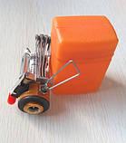 Газовая горелка невыносная для кемпинга, фото 3