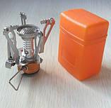 Газовая горелка невыносная для кемпинга, фото 4