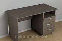 Стол однотумбовый офисный С-212 (1200*600*726h)