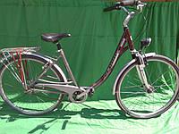 Жіночий велосипед, дамка Vedra на планетарці sram 7