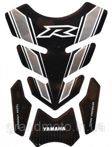 Наклейка на бак Yamaha тип 3