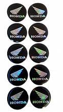 Наклейки на мотоцикл Honda d=33mm