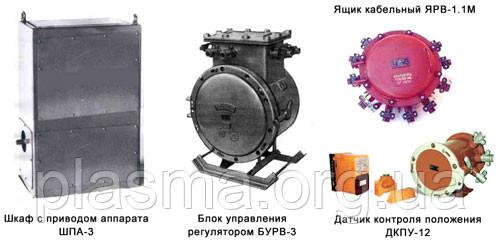 Апаратура дистанційного керування підйомними установками АДУ-1М