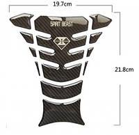 Наклейка на бак Spirit Beast Fish Bone