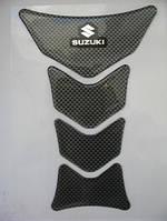Наклейка на бак Suzuki