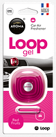Ароматизатор Aroma Car Loop Gel Red Fruits