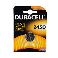 Батарейки Duracell - 2450 Lithium / CR2450 Li-Ion 3V 1/10/100шт