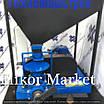 Экструдер зерновой для кормов шнековый ЭГК100кг/час, фото 4