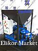 Экструдер зерновой для кормов шнековый ЭГК100кг/час, фото 6