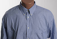 F. Goldschmidt рубашка офисная д/р размер L ПОГ 60 см б/у , фото 1