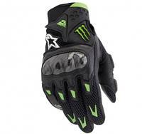Легкие мотоперчатки Alpinestars M10 кожа/текстиль