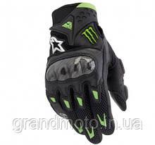 Легкі мотоперчатки Alpinestars M10 шкіра/текстиль
