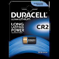 Батарейки Duracell - Ultra Lithium CR2 Li-Ion 3V 2/20/120шт