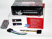 Автомагнитола Pioneer 1087 съемная панель USB+SD+AUX, фото 4