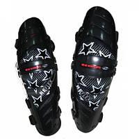 Мотонаколенники Alpinestars Reflex черные