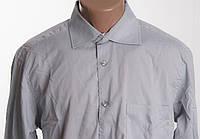 LAGERFELD рубашка офисная д/р размер L ПОГ 57 см б/у