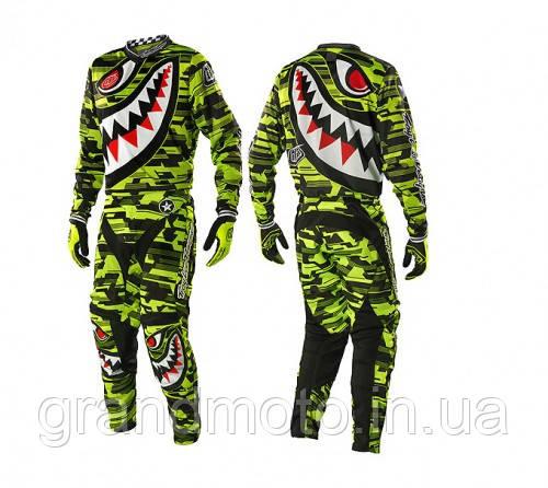 Кросовий костюм (штани+джерсі) TroyLee №3