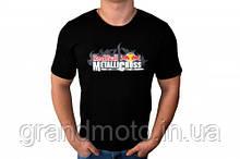Футболка Red Bull (стрейч) M L XL