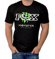 Футболка Fox Monster Energy, фото 1