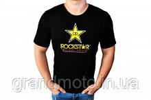Футболка Rockstar Energy Drink (стрейч) M L XL