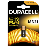 Батарейки Duracell - Alkaline MN21 / 23А 12V 1/10/100шт