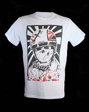 Хлопковая футболка Hot Heads 01