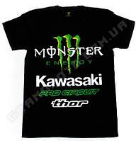 Футболка для мотоциклистов Kawasaki Monster