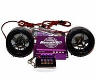 Акустическая система для мотоцикла Bpower