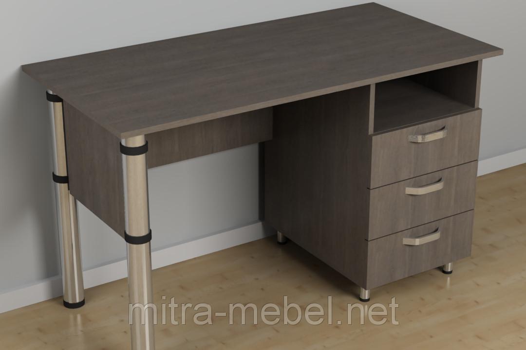 Стол офисный письменный c-222 (1200*600*726h)