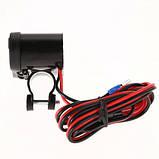 Прикуриватель + USB на руль с выключателем, фото 3