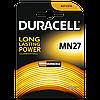Батарейки Duracell - Alkaline MN27 / 27А 12V 1/10/100шт