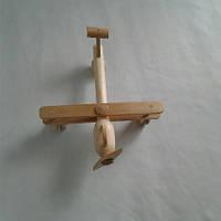 Літак дерев'яний