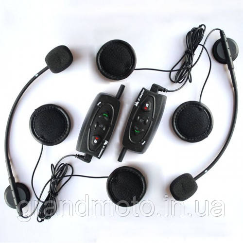 Bluetooth интерком 500M до 3 человек (цена за шт)