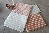 Набор ковриков (для ванной и туалета) №9020