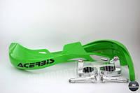 Защита рук для кросс/эндуро acerbis зеленая