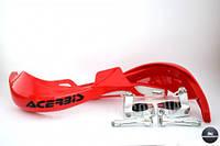 Защита рук для кросс/эндуро acerbis красная