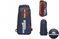 Мото рюкзак однолямочный Harley Davidson
