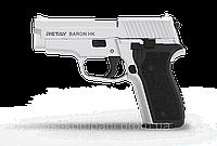 Стартовый пистолет RETAY BARON HK 9 мм ( CHROME )