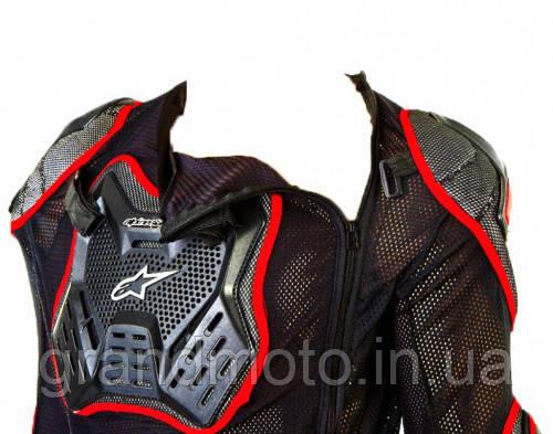 Моточерепаха Alpinestars Bionic 2